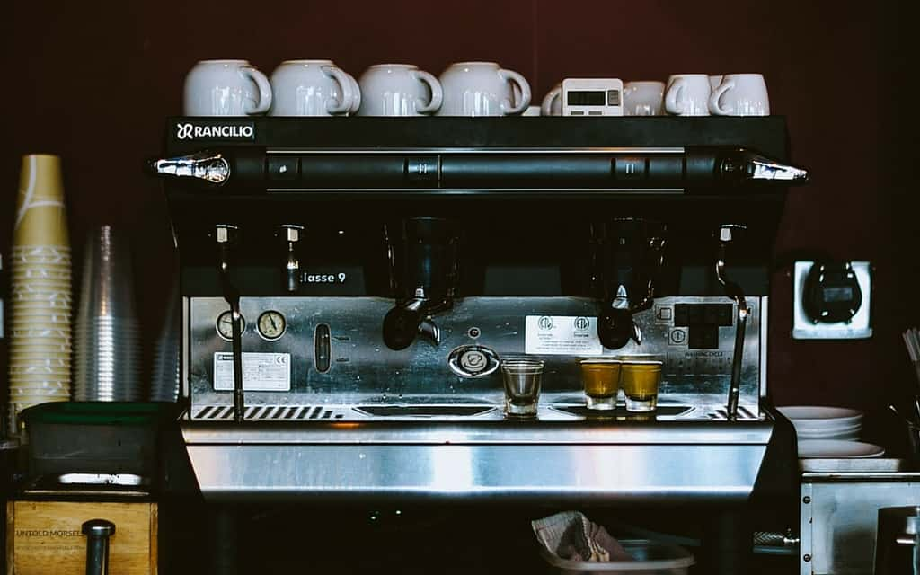 best espresso coffee machine london