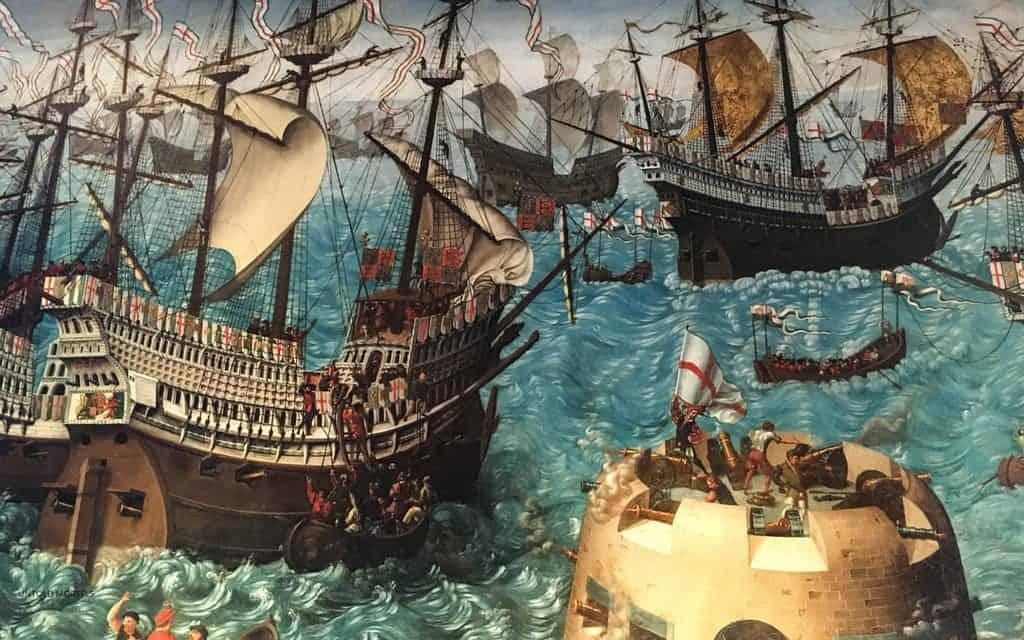 masterpieces at hampton court palace