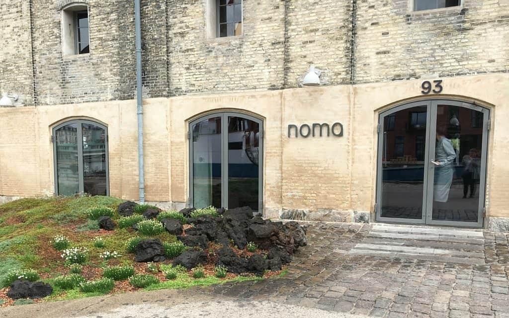 New Nordic Cuisine in Copenhagen - Noma