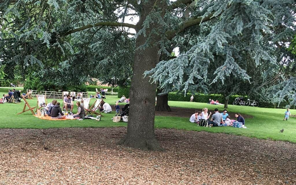 picnic at hampton court palace
