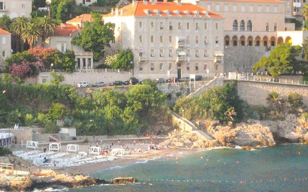 best beach Dubrovnik