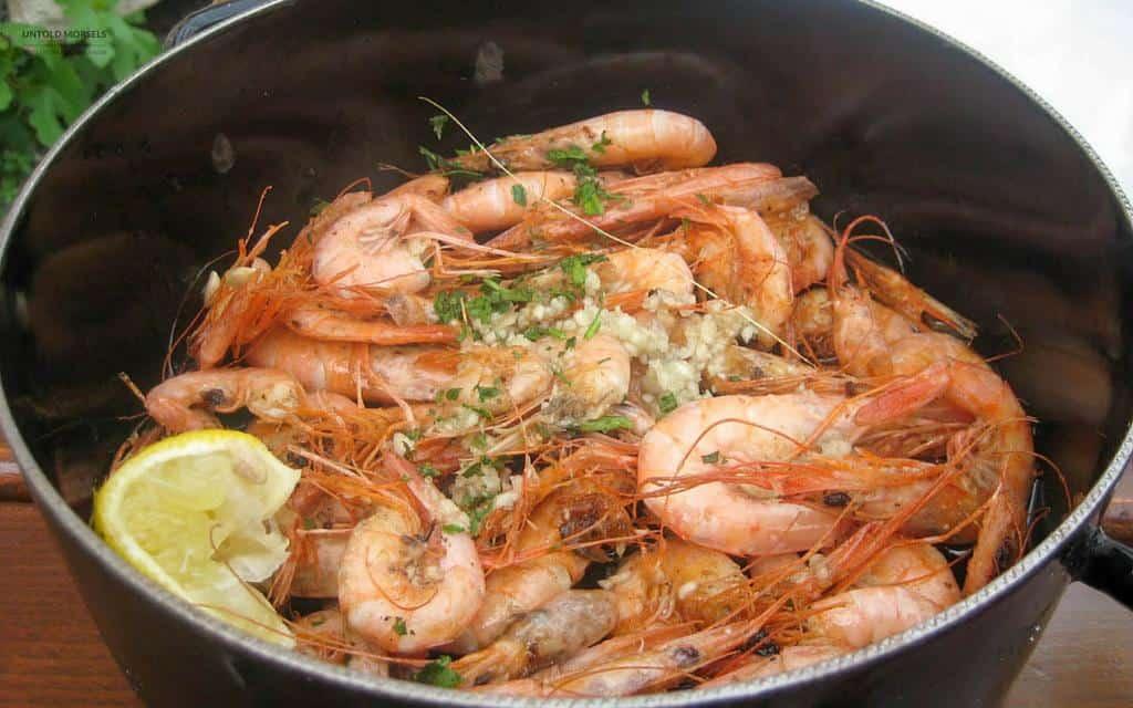 best restaurant Dubrovnik - seafood