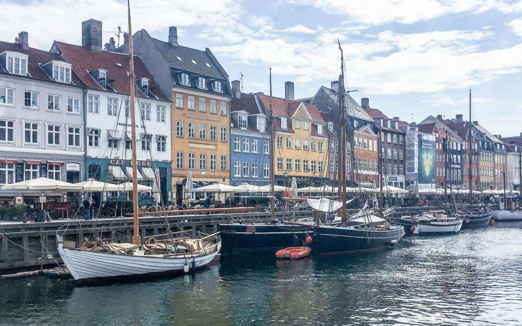 Nyhavn - one of the best things to do in Copenhagen