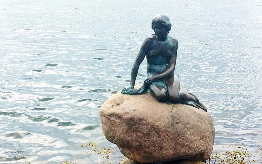 Best things to do in Copenhagen - Little Mermaid