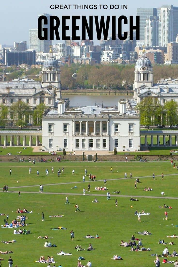 Greenwich | London - great things to do in Greenwich