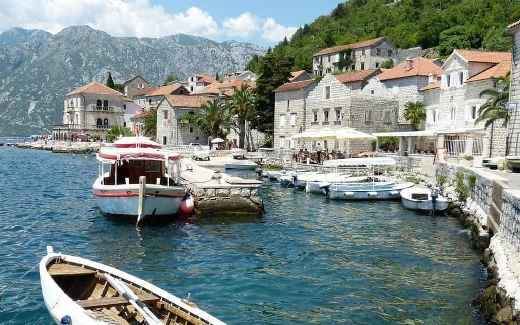 Kotor Montenegro - day trip from Dubrovnik