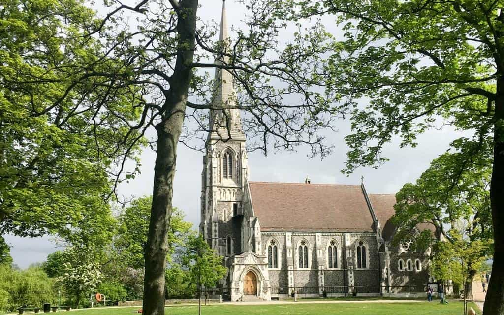 St Albans Church Copenhagen