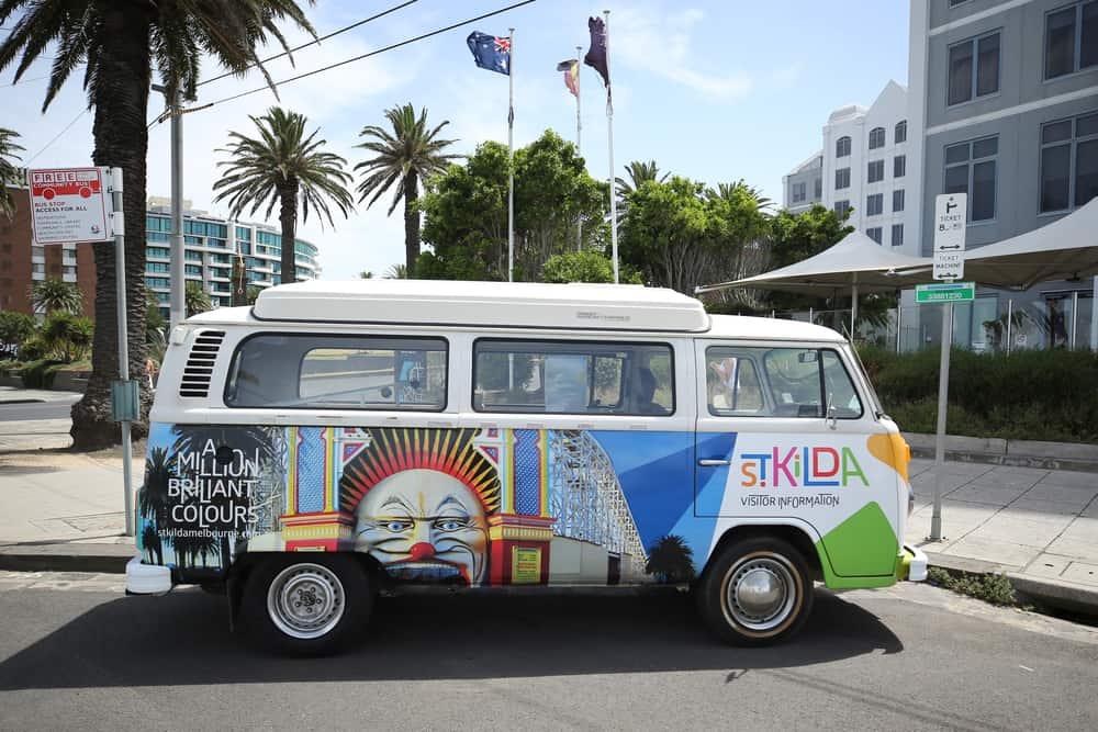 st kilda attractions - st kilda market