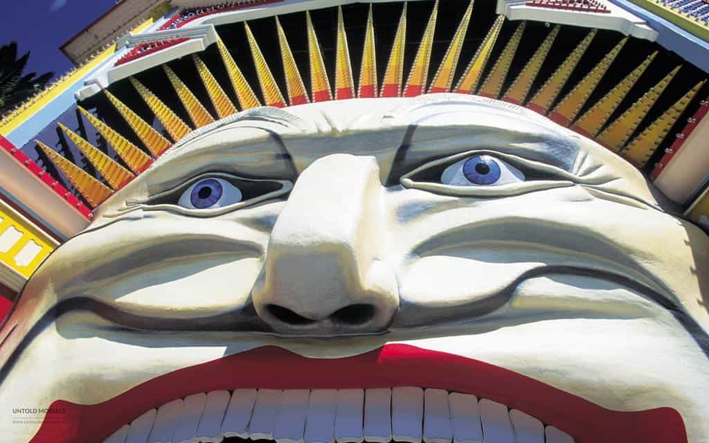 Things to do in St Kilda - Luna Park