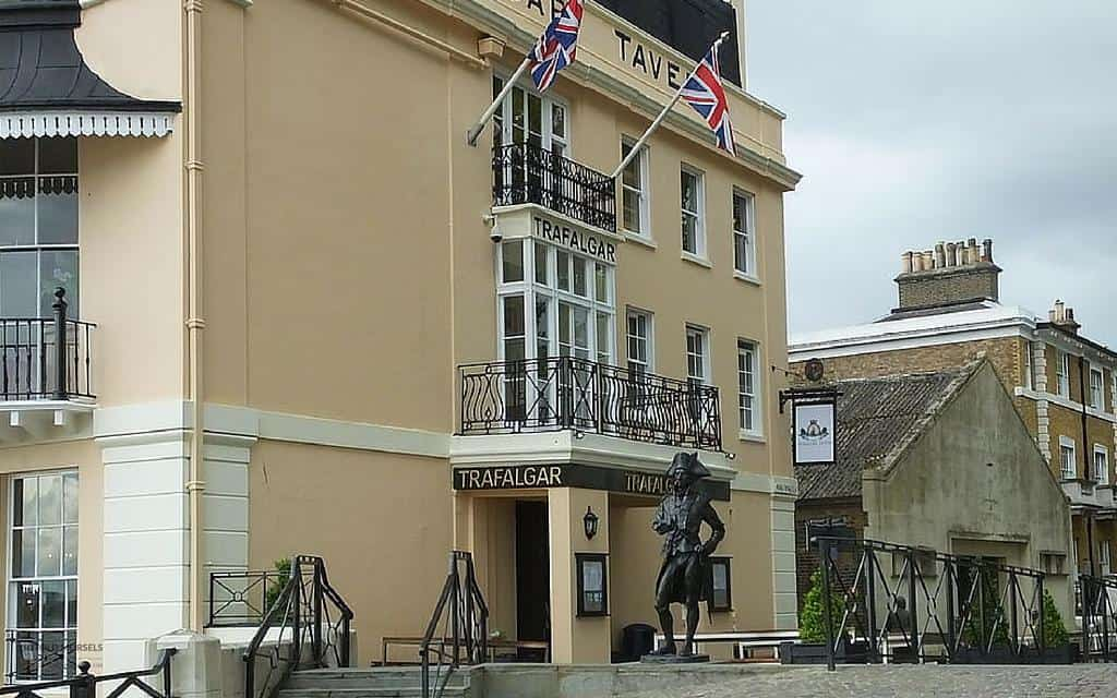 Trafalgar Tavern Greenwich