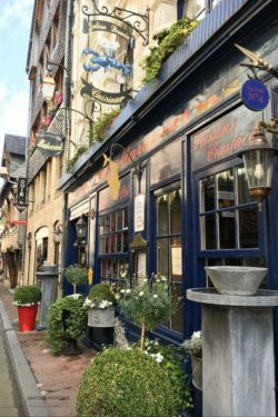 Trip to Honfleur and the Normandy coast