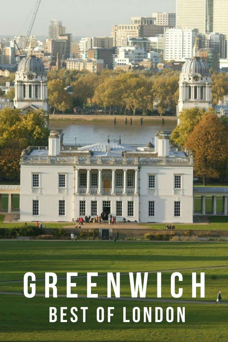 Greenwich, London - things to do in Greenwich, one of London's most fascinating districts. Maritime Museum, Cutty Sark, Meridian Line