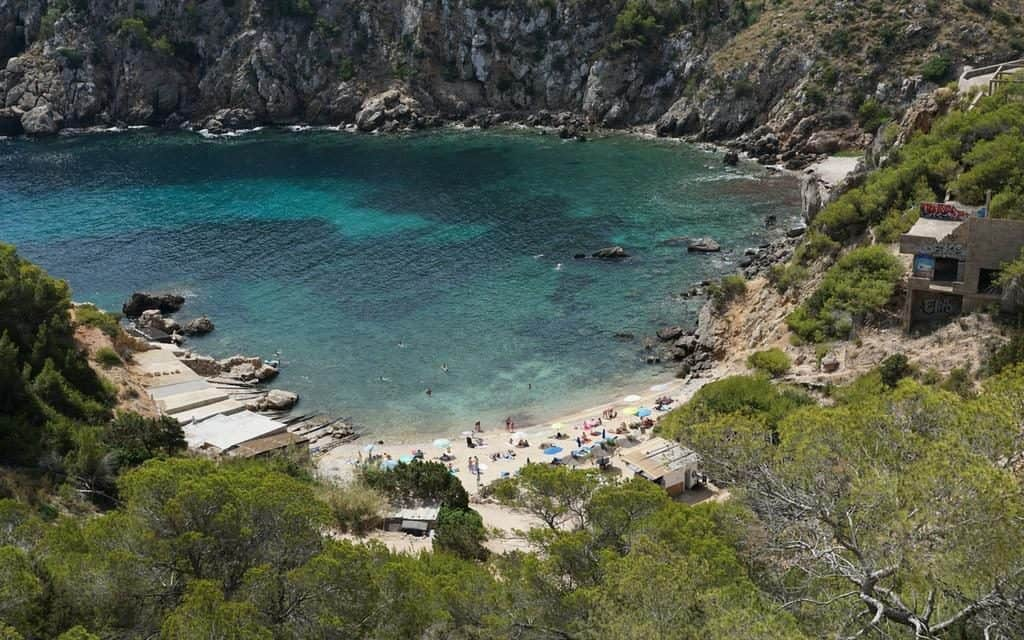 Beaches in Ibiza are the best in Europe - Rachel Kwei for Untold Morsels