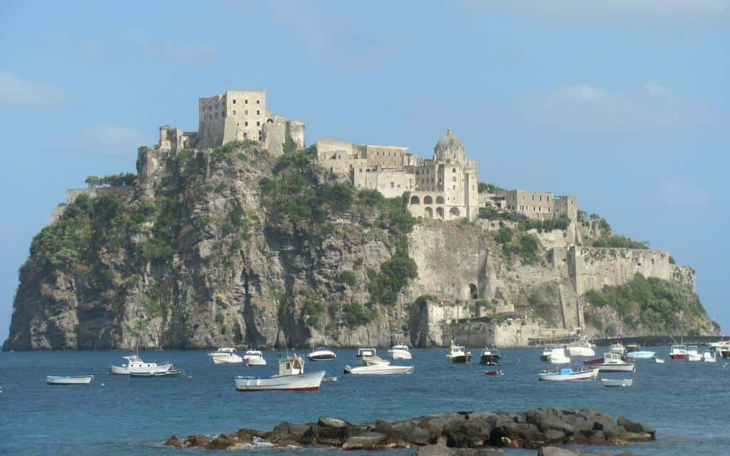 ischia italy my brilliant friend