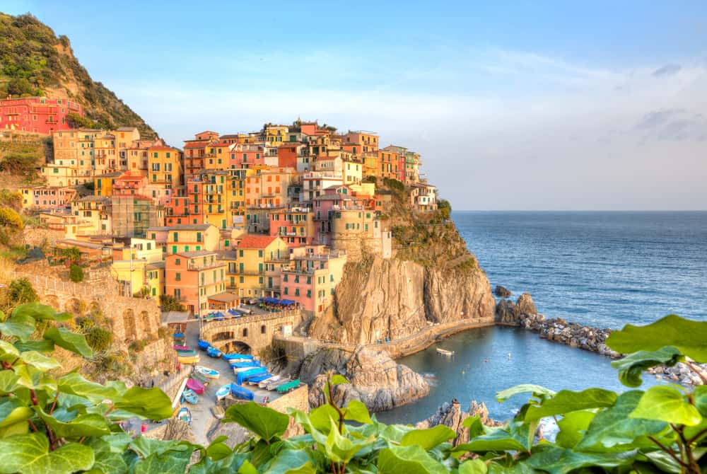 Italian Riviera: towns on Italy's spectacular Ligurian coast