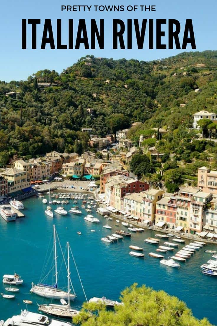 Italian Riviera - discover Portofino and other captivating towns of the Italian Riviera south of Genoa. Travel guide, tips and more from Untold Morsels