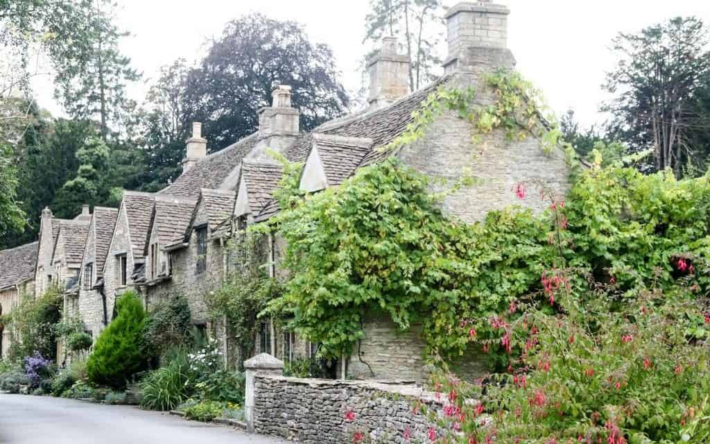 Castle Combe - one of the prettiest villages in England
