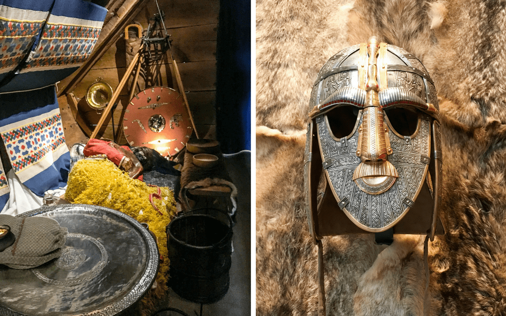 treasures of Sutton Hoo