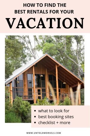 How to find the best vacation accommodation online for your