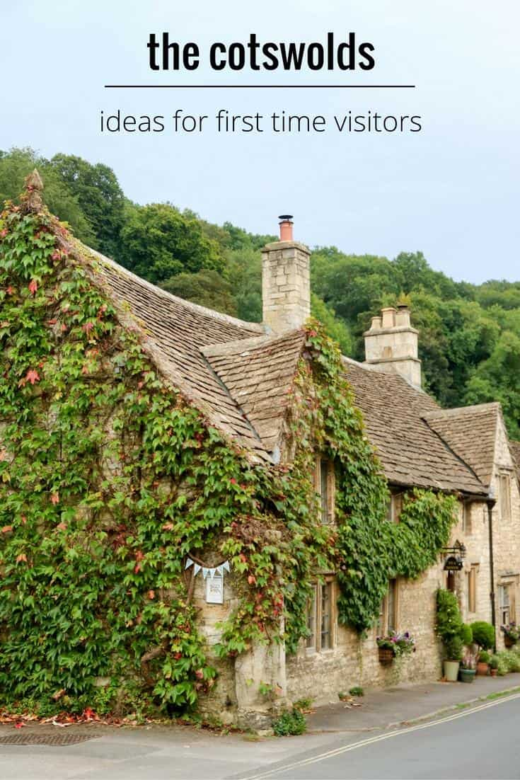 The Cotswolds | England - things to do in the Cotswolds and where to stay in this area of outstanding natural beauty and picturesque villages