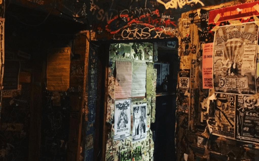 jennifer neal street art travel traits