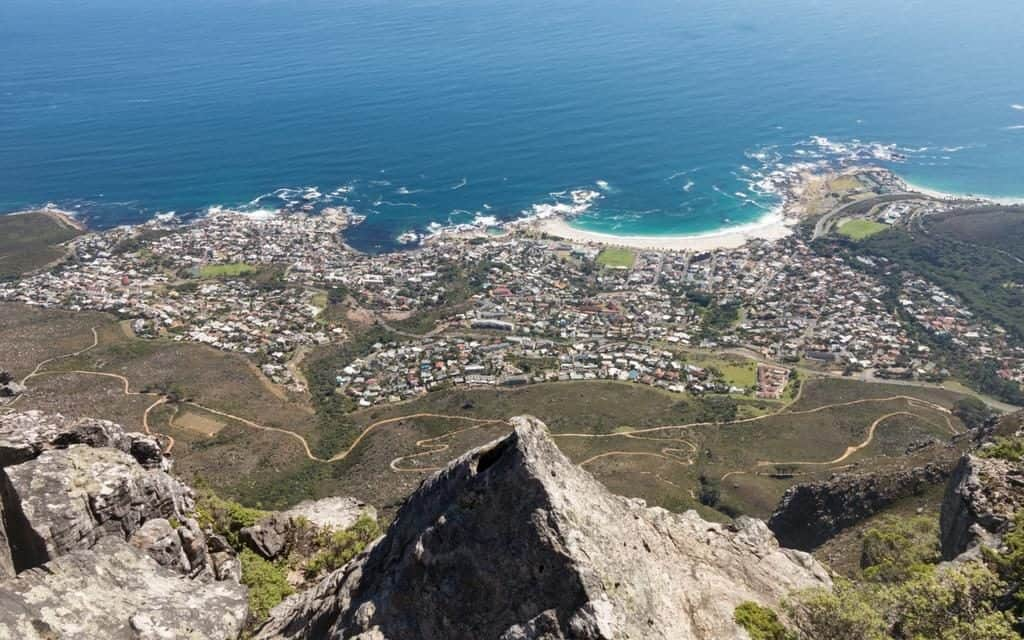 View of Cape Town from Table Mountain | Untold Morsels