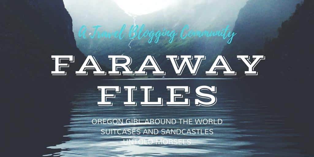 Faraway Files - a travel blogging community and link up