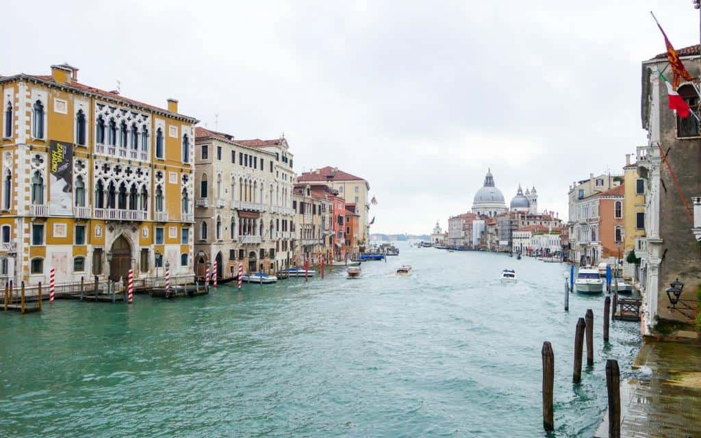 Venice things to do and see - grand canal venice