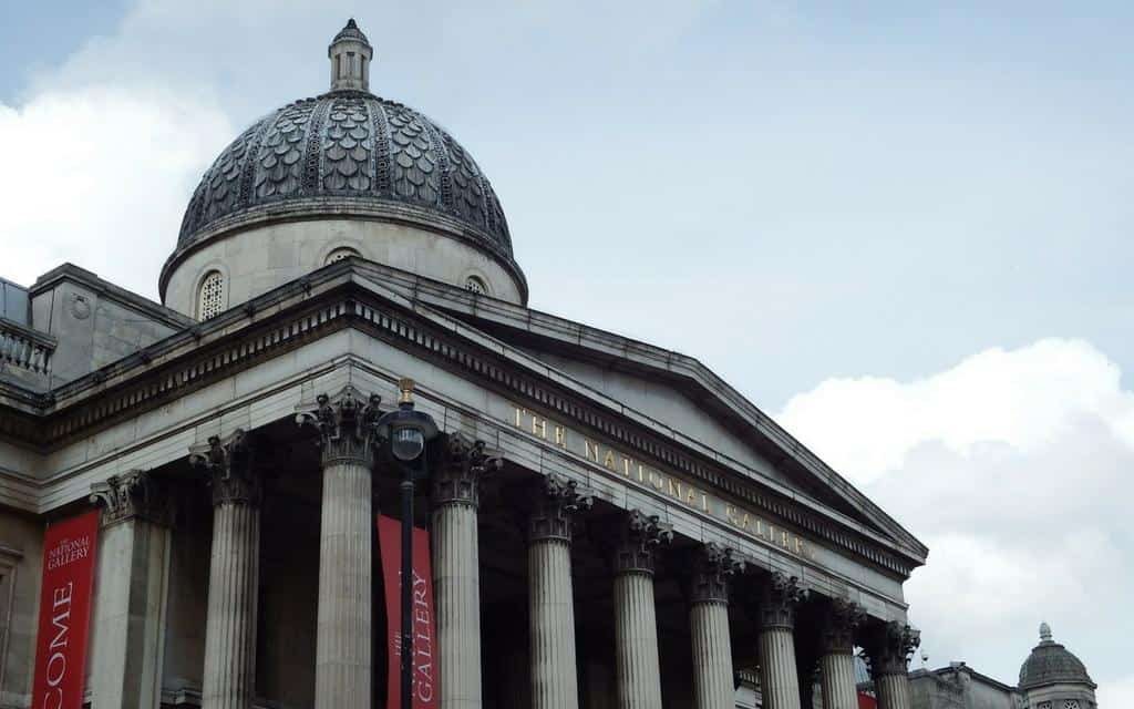 london art galleries - national gallery london - things to see in london in 3 days