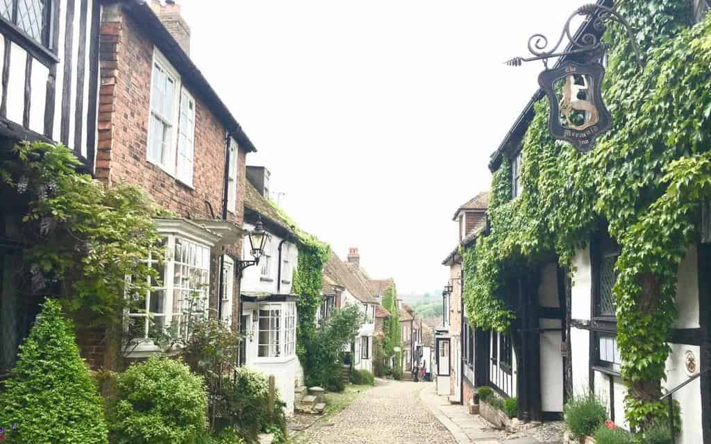 Rye in Sussex UK inspires Zehra HIcks