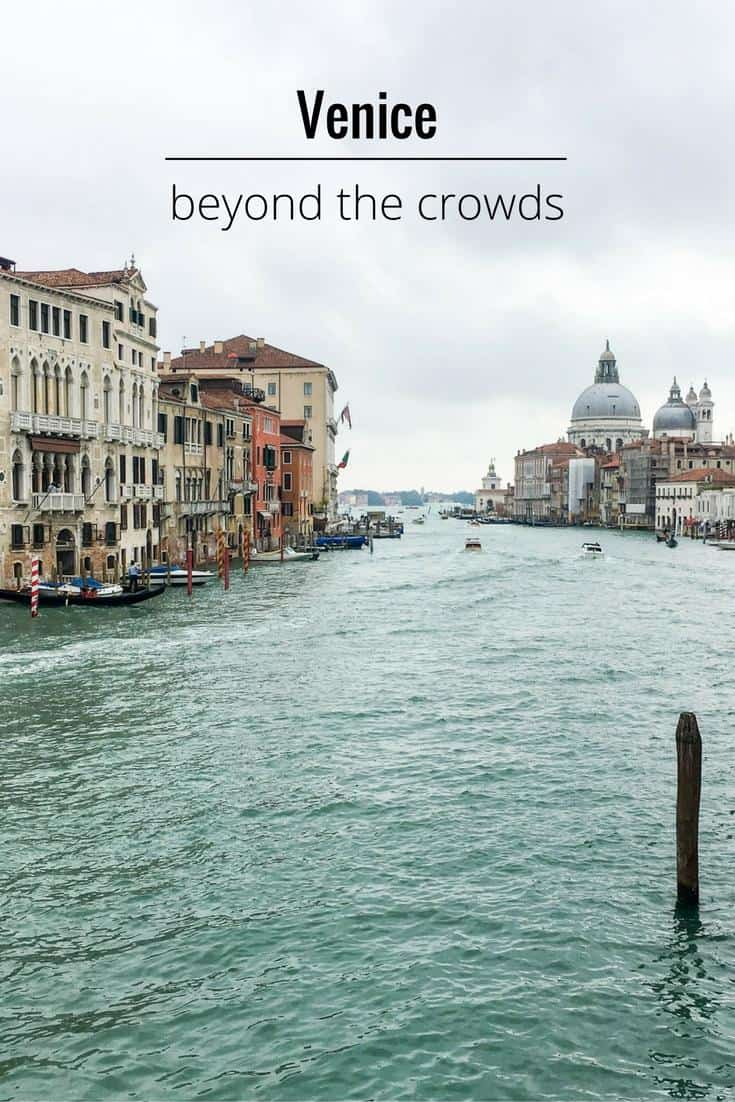Venice | Italy - off the beaten track Venice beyond the crowded tourists areas and discover the details that make the city magical. Unusual Venice things to do