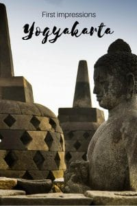 Yogyakarta | Indonesia - the cultural capital of Java and one of the first places I visited outside of Australia