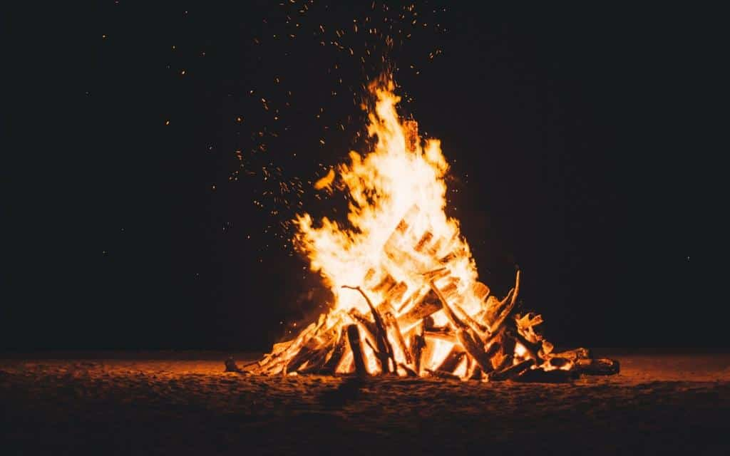 Bonfire night - British traditions