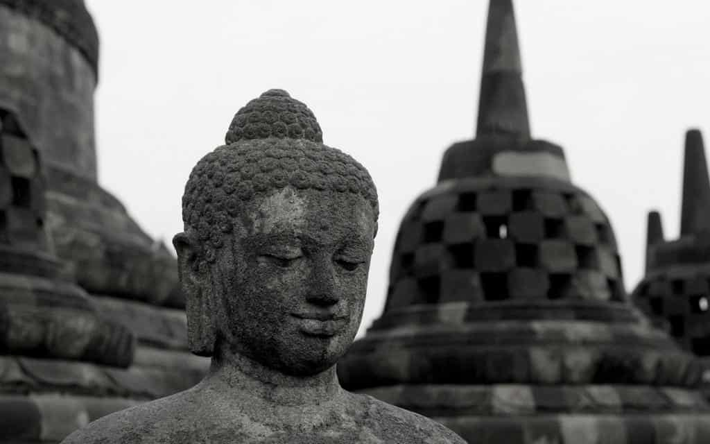 Yogyakarta - Borobodur temple is nearby. It is UNESCO heritage listed site of great importance.