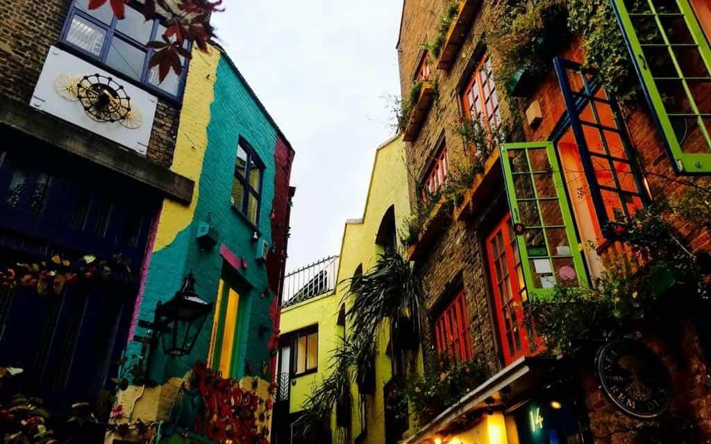 London's Covent Garden