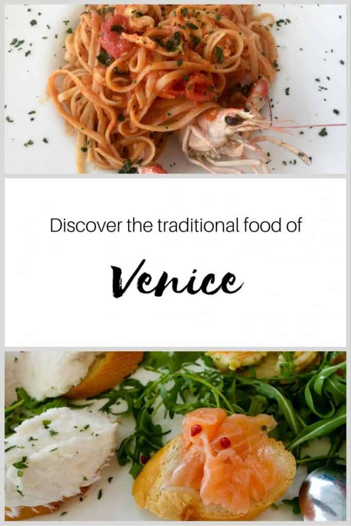 Venice | Italy - enjoy the food traditions and cuisine of the lagoon city dominated by fresh seafood and wonderful bite sized cicchetti