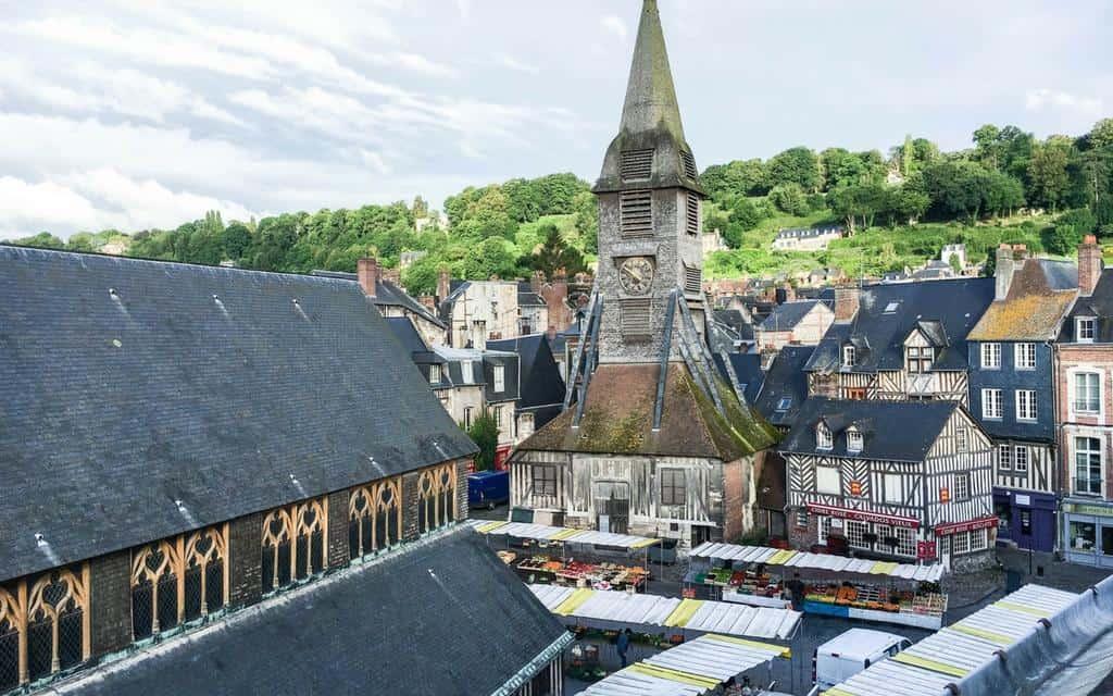 Honfleur produce market - favourite of 2016