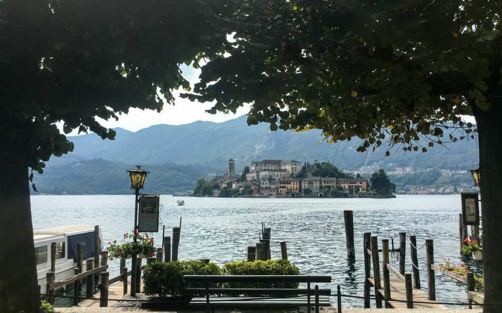 Lake Orta Italy - a highlight of 2016