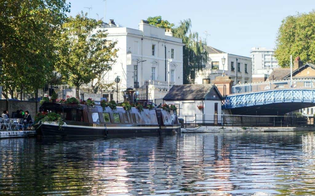 London's Little Venice
