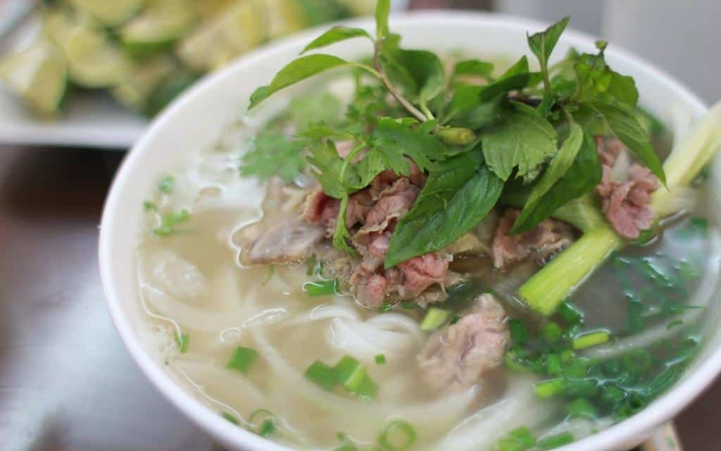 make your own pho cooking class