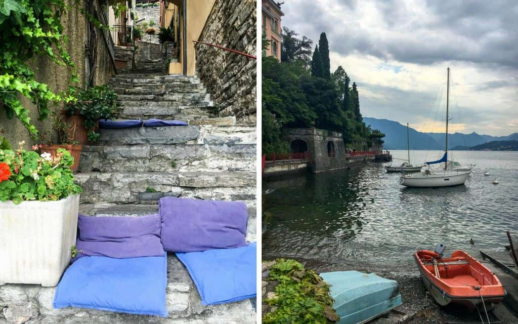 Visit Lake Como and discover pretty Varenna