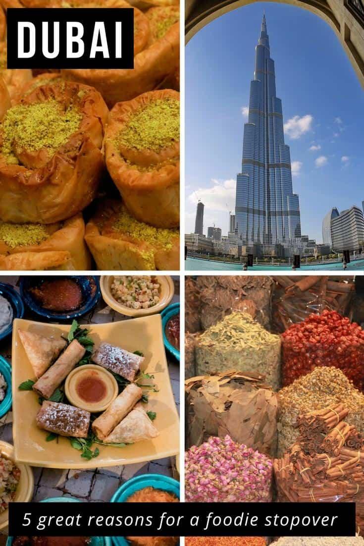 Dubai stopover: 5 amazing food experiences to have when you stopover in Dubai