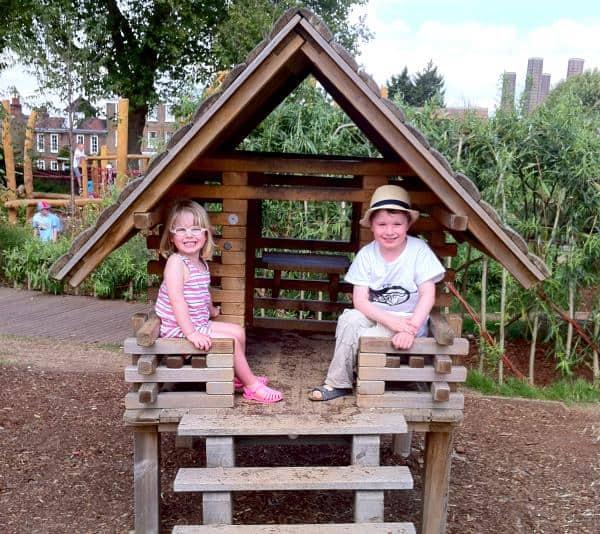 Greenwich Park Playground