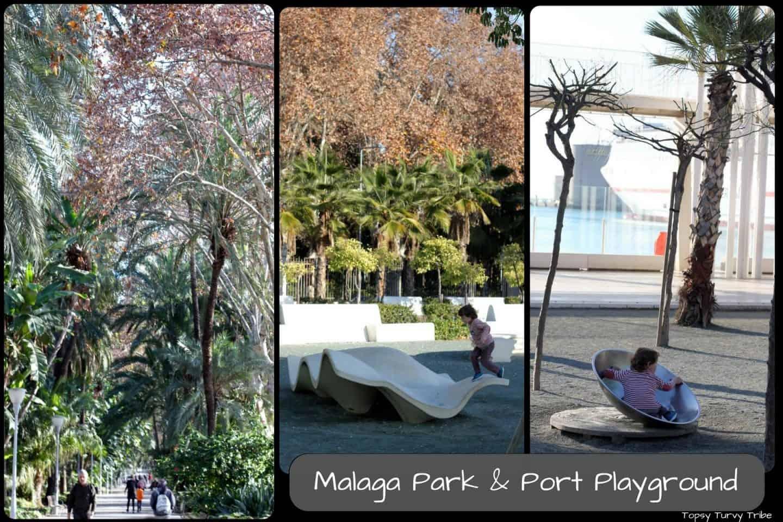 Malaga Park & Port Playground