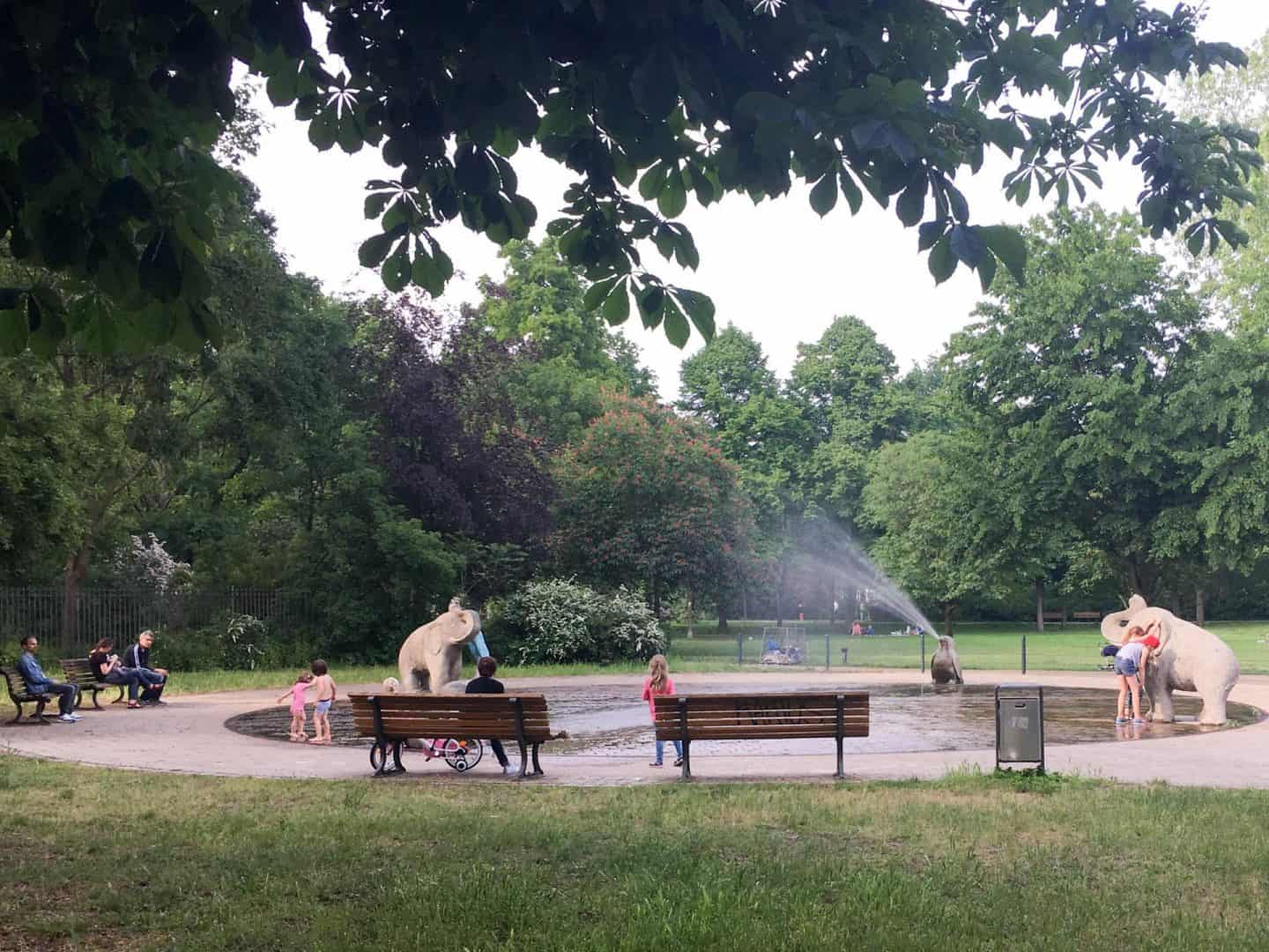 Family travel: Awesome city parks and playgrounds in Europe