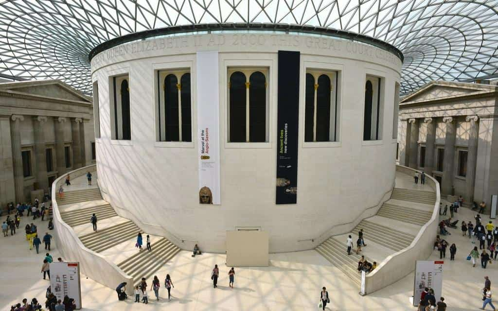 british museum highlights great hall
