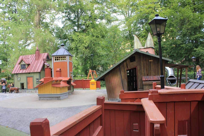 sweden upsalla park