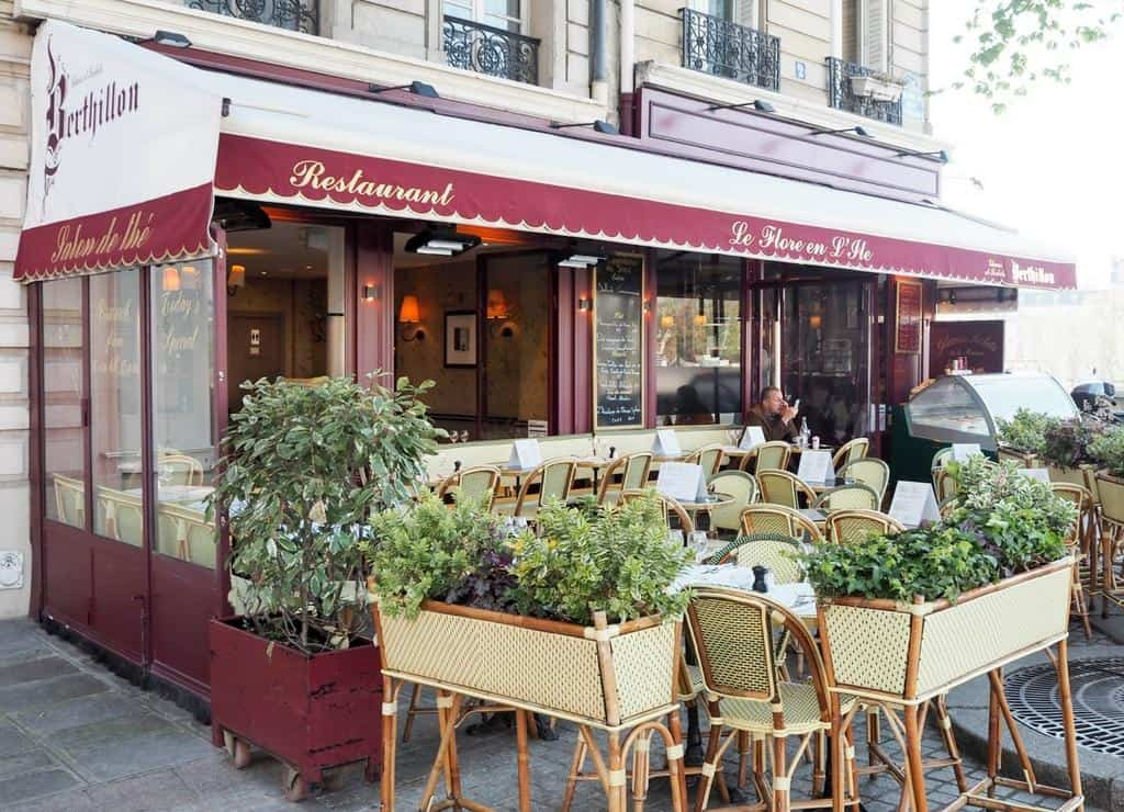 Berthillon Paris - best icecream