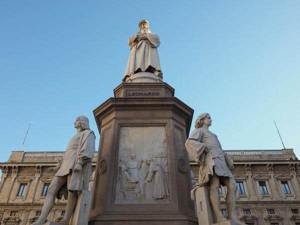 City culture: Leonardo da Vinci's Last Supper and life in Milan