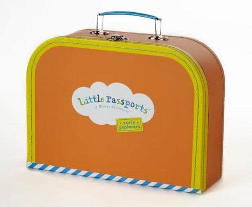 Little Passports review: Early Explorers kids subscription box